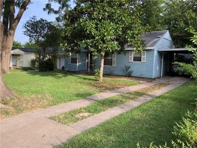 1606 Davis Boulevard, Garland, TX 75042 - MLS#: 13867417