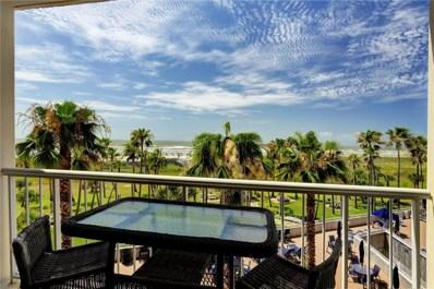 1401 E Beach Drive E UNIT 207, Galveston, TX 77550 - MLS#: 13868967