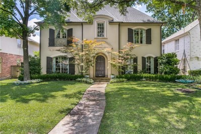 4109 Bryn Mawr Drive, University Park, TX 75225 - MLS#: 13869464