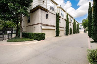 4830 Cedar Springs Road UNIT 40, Dallas, TX 75219 - MLS#: 13869596