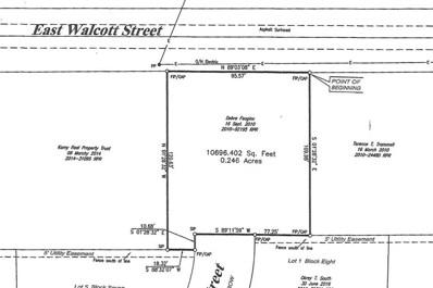 637 E Walcott Street E, Pilot Point, TX 76258 - #: 13870956