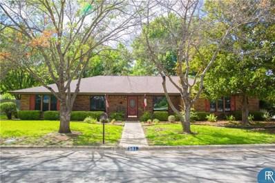 801 Brook Hollow, Brownwood, TX 76801 - MLS#: 13871689