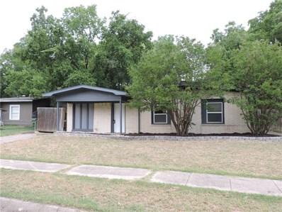 1819 Reever Street, Arlington, TX 76010 - MLS#: 13872545