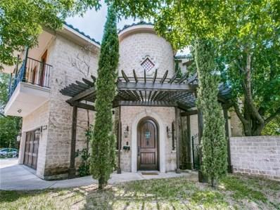 5231 Mission Avenue, Dallas, TX 75206 - MLS#: 13872701