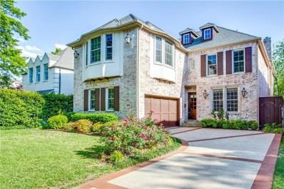 4573 Belfort Avenue, Highland Park, TX 75205 - MLS#: 13873034