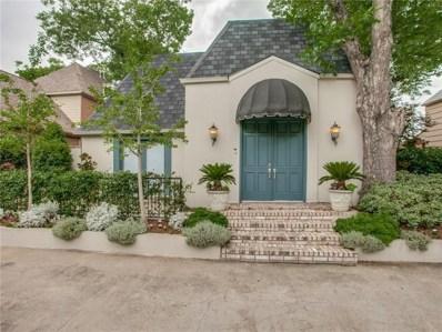 5211 Milam Street, Dallas, TX 75206 - MLS#: 13873107