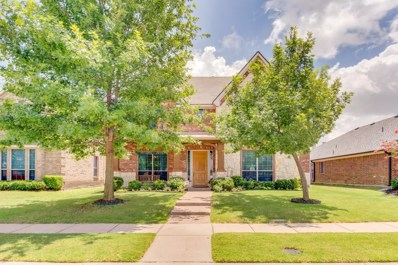 9121 Amber Downs Drive, McKinney, TX 75072 - MLS#: 13873710