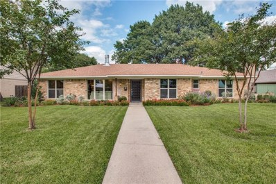 4963 Mill Run, Dallas, TX 75244 - MLS#: 13875216