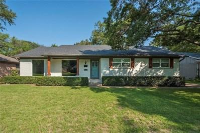 6923 Arboreal Drive, Dallas, TX 75231 - MLS#: 13877861