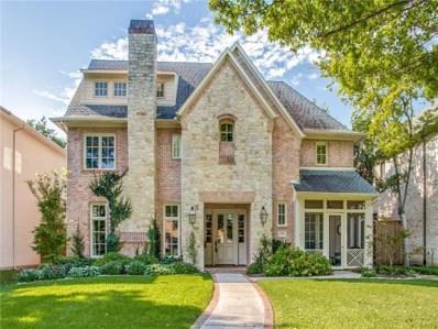 7810 Hanover Street, Dallas, TX 75225 - MLS#: 13878693