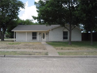 2109 Powderhorn Drive, Garland, TX 75044 - MLS#: 13878842