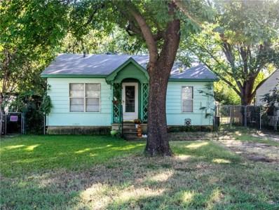 2514 N Elm Street N, Denton, TX 76201 - #: 13879484