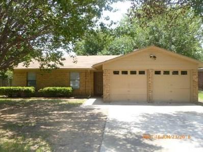 1708 White Oak Court, Denton, TX 76209 - #: 13880048
