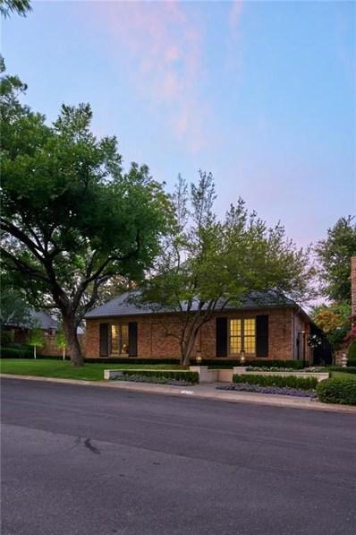 7810 Cornerstone Parkway, Dallas, TX 75225 - MLS#: 13880153