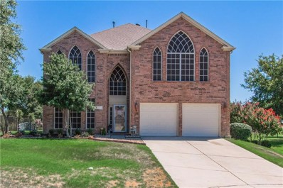1408 Palmares Court, Corinth, TX 76210 - #: 13880187