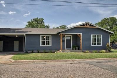401 1st Street, Whitesboro, TX 76273 - #: 13880436