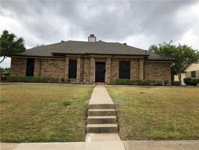 816 Courtland Drive, Mesquite, TX 75150 - MLS#: 13880450