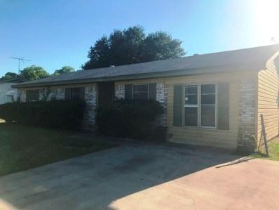 1310 S Medora Street S, Terrell, TX 75160 - MLS#: 13880452