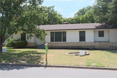 2608 Roseland Street, Fort Worth, TX 76103 - #: 13880931