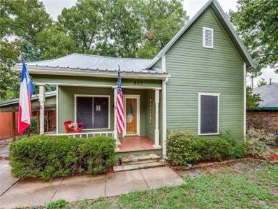 802 W Midway Street W, McKinney, TX 75069 - MLS#: 13882835