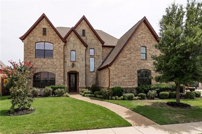 7004 King Ranch Road, North Richland Hills, TX 76182 - #: 13885434