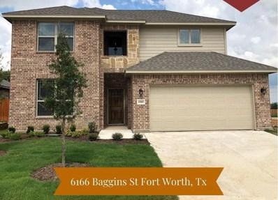 6166 Baggins Street, Fort Worth, TX 76179 - MLS#: 13886008