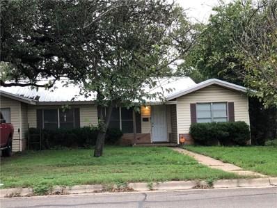 1110 Magnolia, Brownwood, TX 76801 - MLS#: 13886213