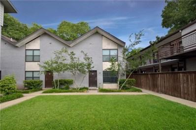 2722 Knight Street UNIT 119D, Dallas, TX 75219 - MLS#: 13886250