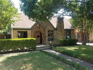 5626 McCommas Boulevard, Dallas, TX 75206 - MLS#: 13887238