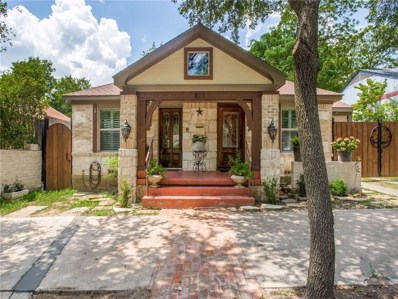 811 Cameron Avenue, Dallas, TX 75223 - MLS#: 13888121