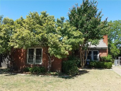 2732 Forest Park Boulevard, Fort Worth, TX 76110 - MLS#: 13889064
