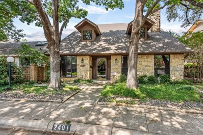 2401 St Gregory Street, Arlington, TX 76013 - MLS#: 13889218