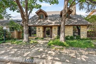 2401 St Gregory Street, Arlington, TX 76013 - MLS#: 13889218