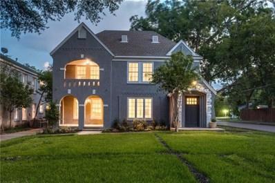5900 Marquita, Dallas, TX 75206 - MLS#: 13889548