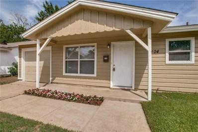 404 Freestone Drive, Euless, TX 76039 - #: 13889887