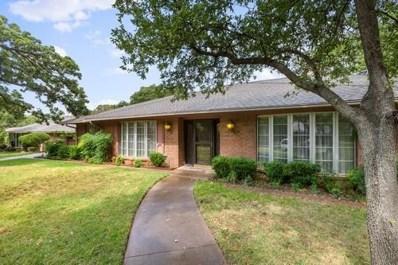 1027 Ridgecrest Circle, Denton, TX 76205 - #: 13890884