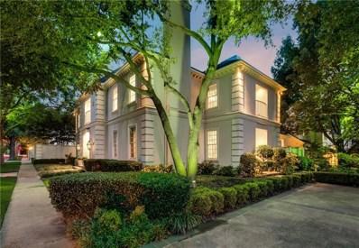 3201 Greenbrier Drive, University Park, TX 75225 - MLS#: 13891239