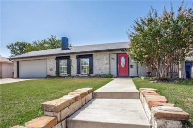1434 Wagon Wheel Road, Garland, TX 75044 - MLS#: 13891272