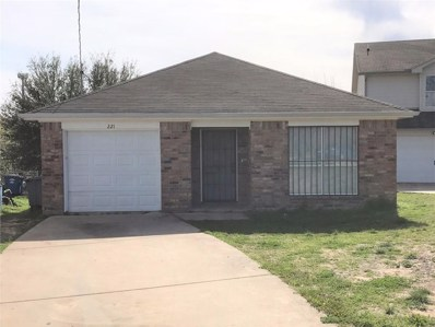 221 Ezekial Avenue, Dallas, TX 75217 - MLS#: 13891357