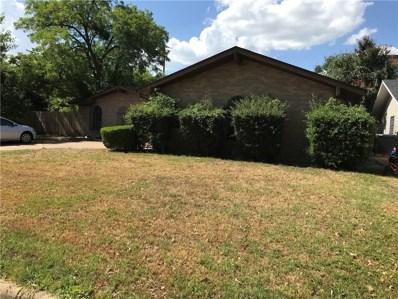 6705 Franwood Terrace, Fort Worth, TX 76112 - MLS#: 13891361