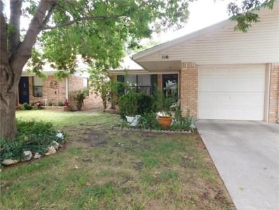 116 Rose Lane, Brownwood, TX 76801 - #: 13891603
