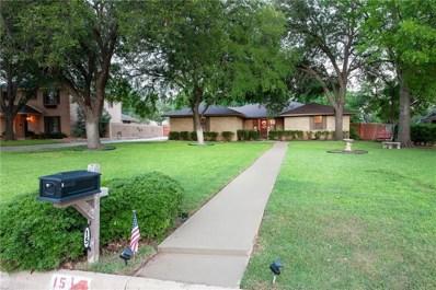15 Canyon Creek Drive, Brownwood, TX 76801 - MLS#: 13891669