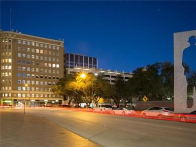 411 W 7th Street W UNIT 607, Fort Worth, TX 76102 - MLS#: 13892362