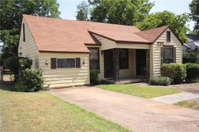 1527 E Elmore Avenue E, Dallas, TX 75216 - MLS#: 13893003