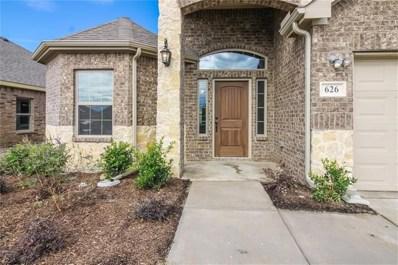 626 Redwood, Greenville, TX 75402 - MLS#: 13893243