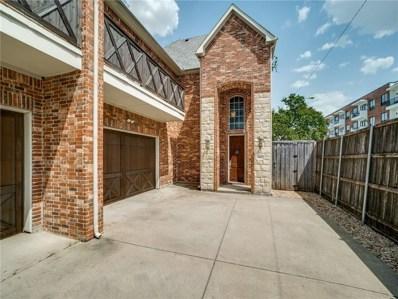 5002 Mission Street, Dallas, TX 75206 - MLS#: 13894643