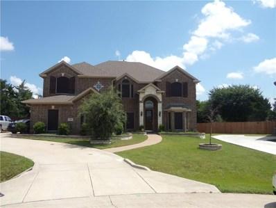 616 Meadow Wood Court, DeSoto, TX 75115 - MLS#: 13895246