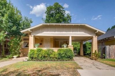 2917 Lipscomb Street, Fort Worth, TX 76110 - MLS#: 13895304