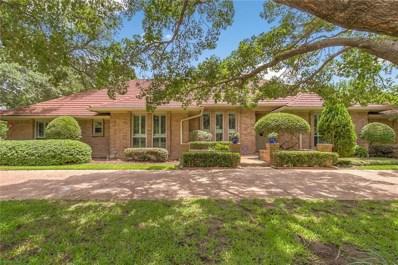 3601 Ridglea Country Club Drive, Fort Worth, TX 76116 - MLS#: 13896504