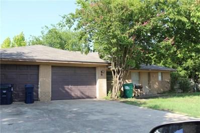 1000 Mulkey Lane, Denton, TX 76209 - #: 13896619